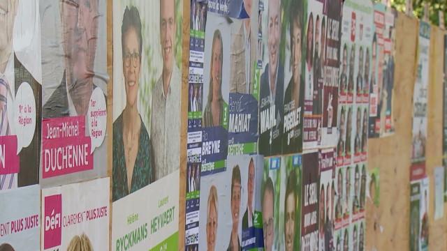 Premiers résultats en Brabant wallon : le MR en tête, la vague ECOLO bien présente