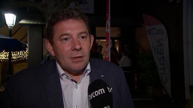 Le socialiste Dimitri Legasse optimiste malgré la perte d'un siège à la Région