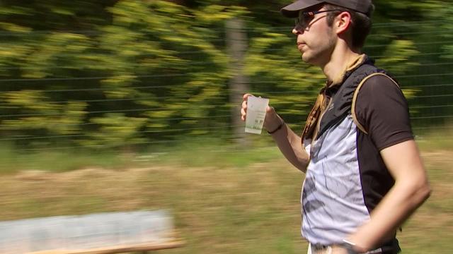 Les gobelets réutilisables font leur entrée au jogging de Hèze (Challenge BW)