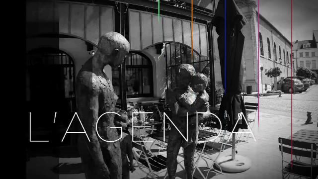 L'Agenda - Agathe De Rouck - Sculptrice