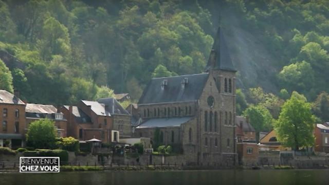 testBienvenue chez vous : Le bord de Meuse