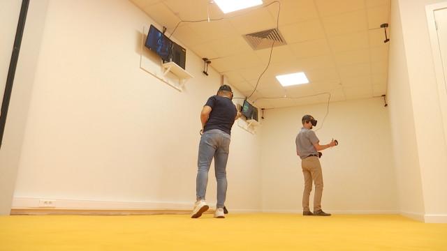 VR Evasion, une salle de jeux en réalité virtuelle à Nivelles