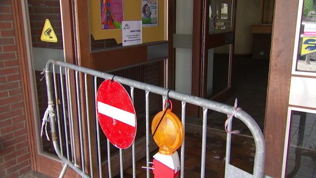 Nivelles : le Waux-Hall accessible, la bibliothèque locale fermée
