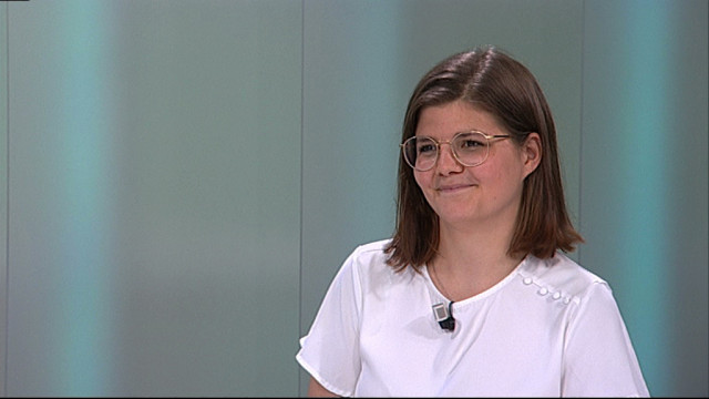 "L'invité : Marion De Backer - ""Décide"""