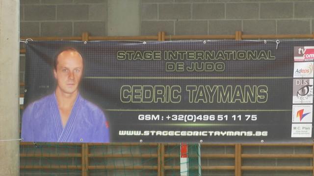 Judo: Cédric Taymans réunit 130 judokas à Jodoigne