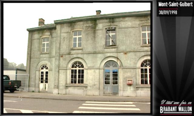 17# MONT-ST-GUIBERT - Nouvelle gare