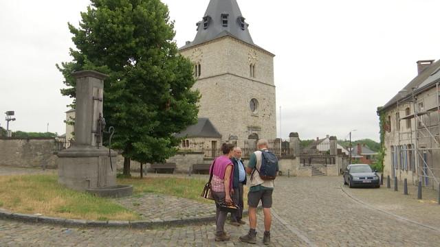 Le Tour du Brabant wallon sur le GR127 : dans l'est à Beauvechain