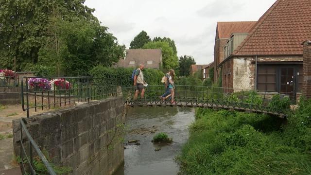 Le Tour du Brabant wallon sur le GR127 : dans l'ouest à Rebecq et Virginal