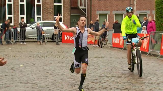 Sébastien Mahia remporte le marathon du Brabant wallon