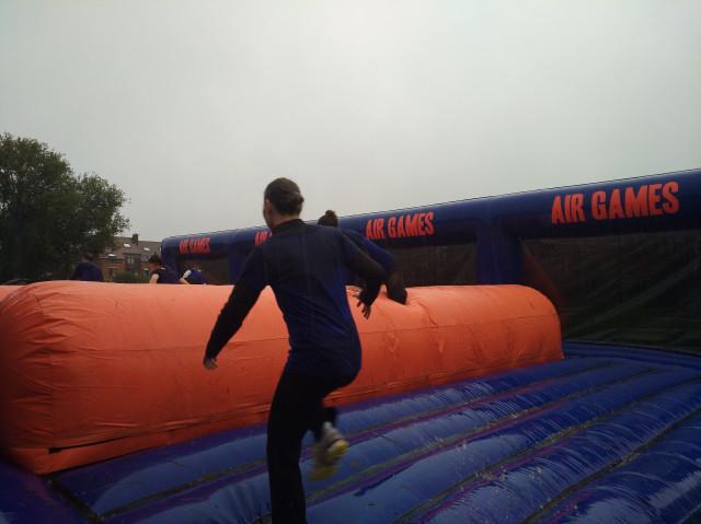 Près de 3000 personnes ont participé aux Air Games à Louvain-la-Neuve
