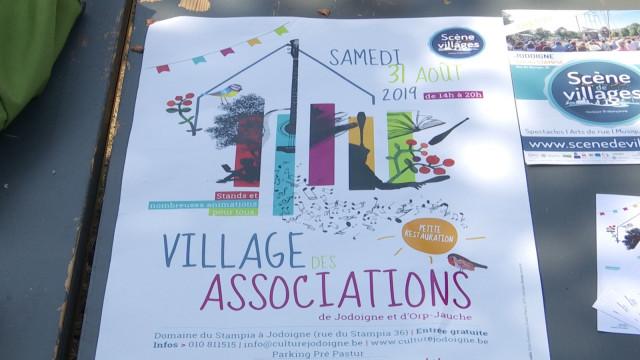 Orp-Jauche se prépare pour le Village des Associations