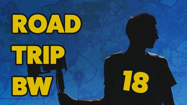Road Trip BW #18 : Incourt