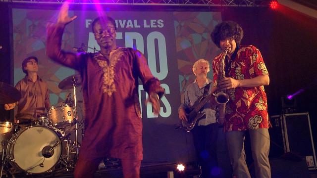 Les Afronautes - Gansan