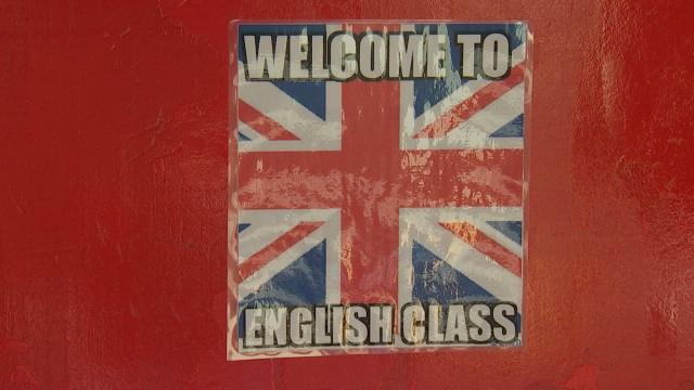 testUne nouvelle classe d'immersion anglaise à Jodoigne