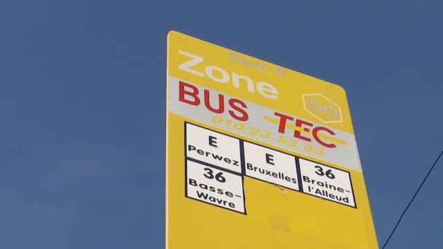 Le TEC veut déplacer la gare des bus de Wavre