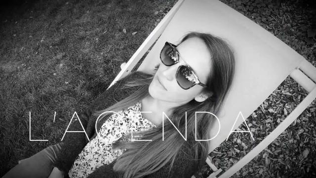L'Agenda - Le jardin enchanté