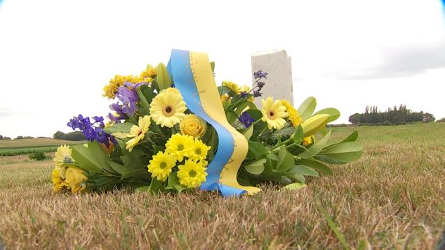 Le CHAGO célèbre la mémoire du résistant Charles Lefort avec sa fille
