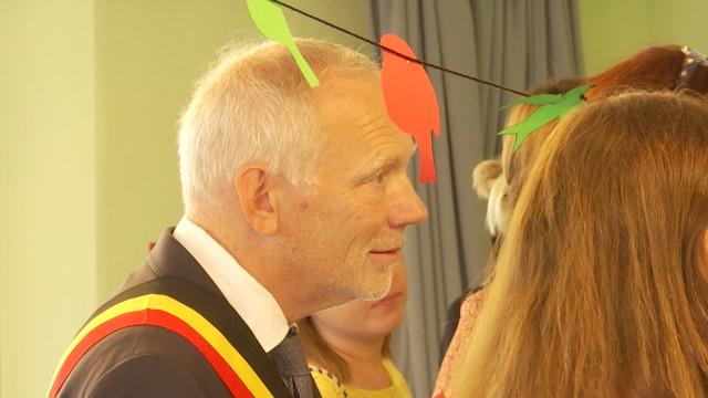 Le gouverneur de la Province en visite dans les CPAS brabançons