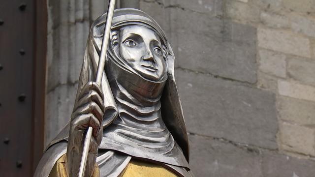 Nivelles a vécu son 743 ème Tour Sainte Gertrude