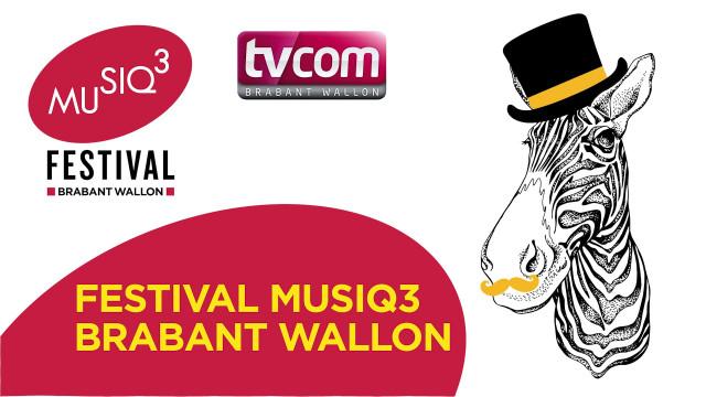 testFestival Musiq'3 Brabant Wallon - JT du 3 octobre 2019