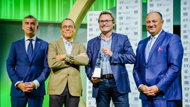 L'entreprise néolouvaniste CluePoints, Scale-Up de l'année 2019