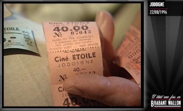 #32 JODOIGNE - Il était une fois un cinéma