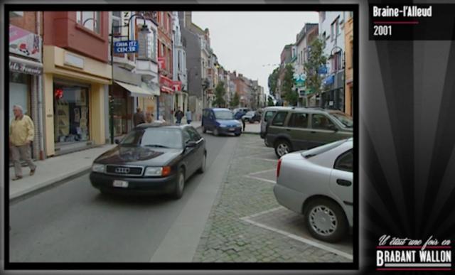 #50 BRAINE-L'ALLEUD - Centre ville