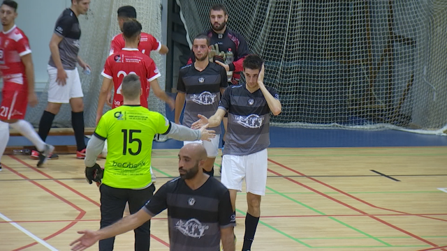 Futsal : Les Macas s'inclinent face à un Herstal en pleine ascension