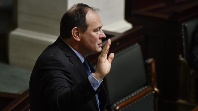 Vincent Scourneau prend le siège de Charles Michel à la Chambre