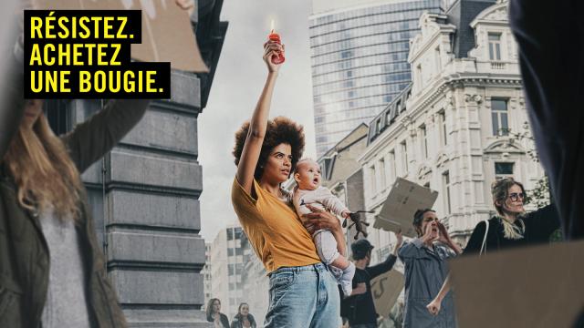 #ProtestFromHome : Amnesty lance la première manifestation à domicile