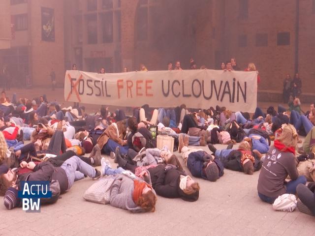 L'AGL dénonce les placements de l'UCLouvain dans les énergies fossiles