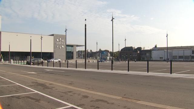 Wavre : le parking de l'Ermitage ouvre ses portes