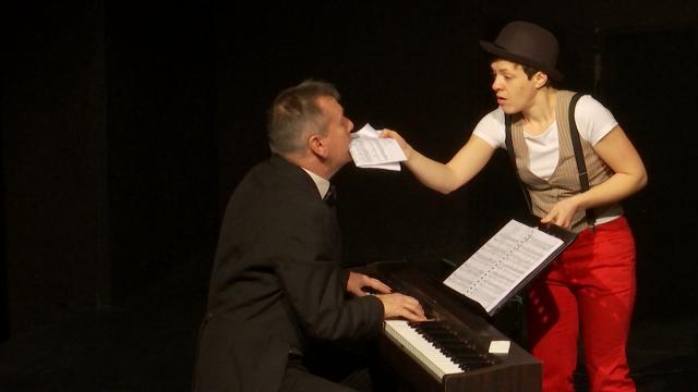 Piano-Clownissimo : quand l'humour rencontre la musique