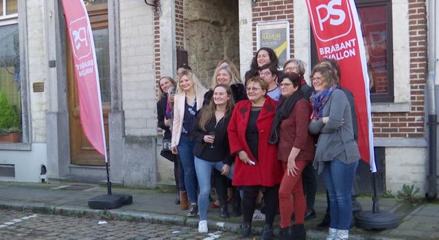 La Solidarité comme mot d'ordre aux voeux du PS-Brabant wallon