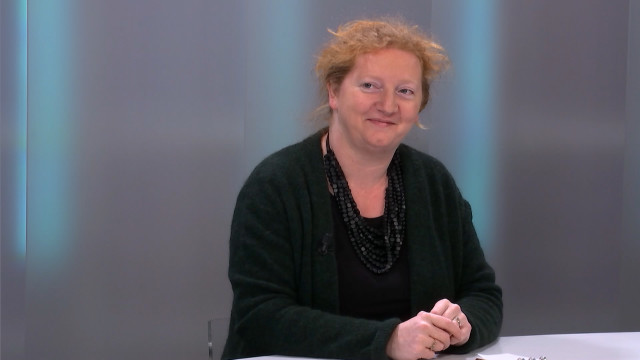 L'invité : Marie Lequeux - Nuit des Bibliothèques