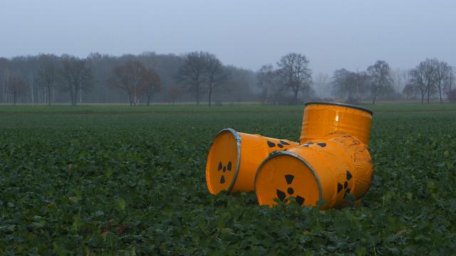 testDépôt de déchets clandestin à Nivelles : les immondices jugés non radioactifs