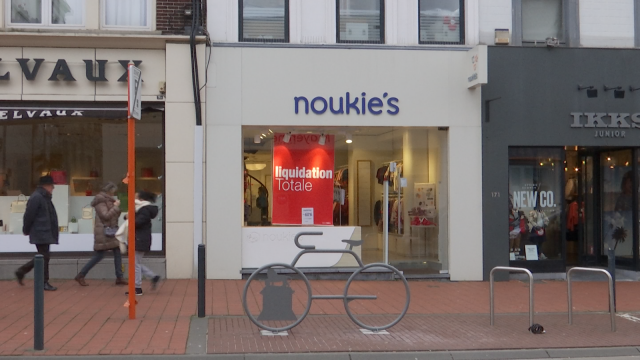 Noukie's disparaît du Brabant wallon au profit du e-commerce