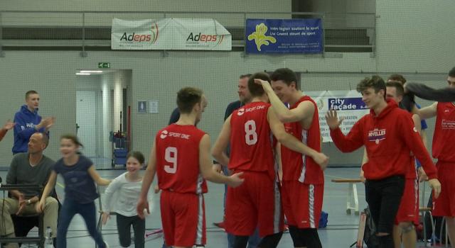 testLe Royal Nivelles en finale de la Coupe de Brabant