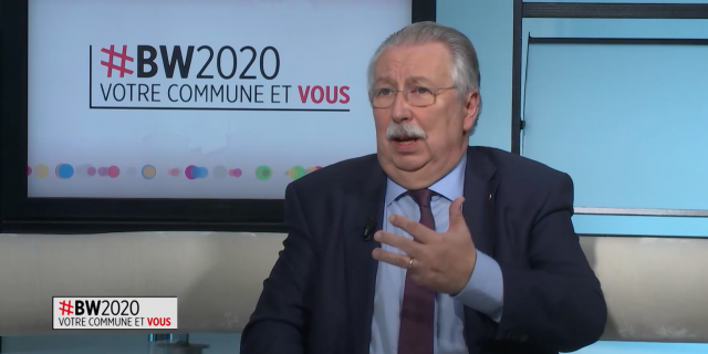 testVotre commune et vous : André Flahaut - député fédéral - PS