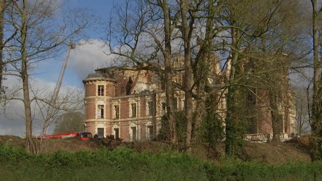 Dongelberg, un château chargé d'Histoire