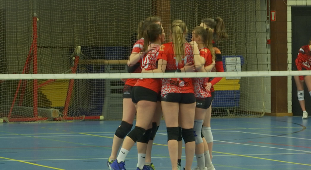 Les filles du VC Chaumont se rassurent un peu en Promotion