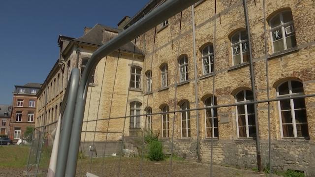 testPas de sauvetage des Récollets à Nivelles malgré le combat des riverains
