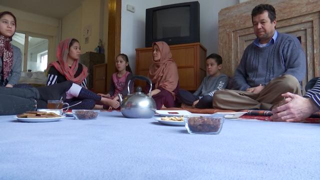 Menacée d'expulsion, la famille Yusufi bénéficie du soutien des Gréziens