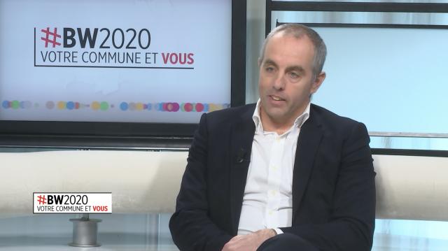 testVotre commune et Vous : Christophe Dister (président - In BW)