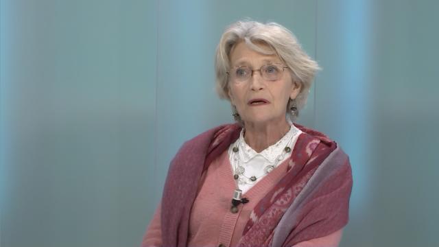 L'Invité : Marguerite Englebert - Présidente de l'ASBL « Vivre son deuil »