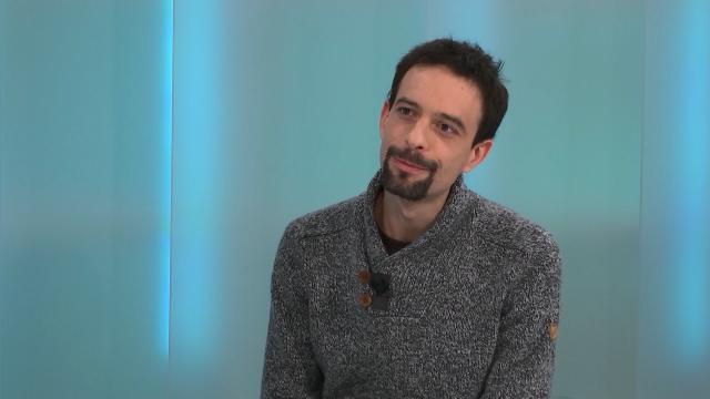 L'invité : Matthieu Moureau - Directeur artistique de l'Ensemble Alizé