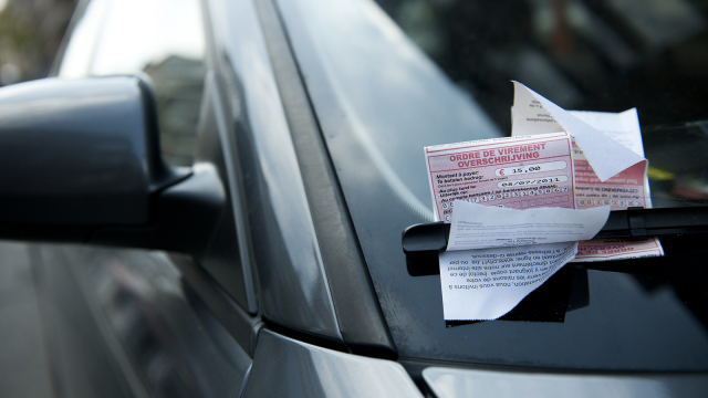 Nivelles suspend ses contrôles de stationnement