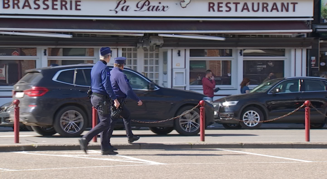 Wavre : la police veille au respect des nouvelles consignes