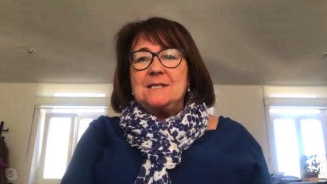 Le mot du bourgmestre : Carole Ghiot (Beauvechain)