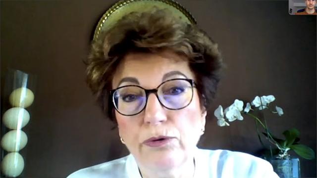 Le mot du bourgmestre : Françoise Piegeolet (Wavre)